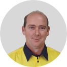 Merv Plant, Production Manager at Big Tyre