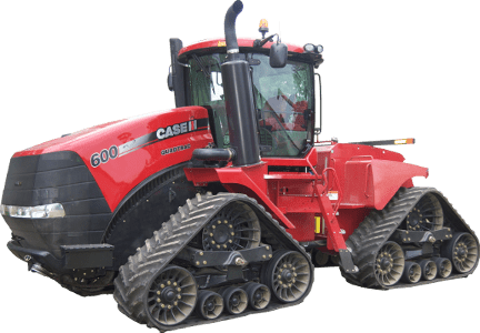 Case Rowtrac Tractor