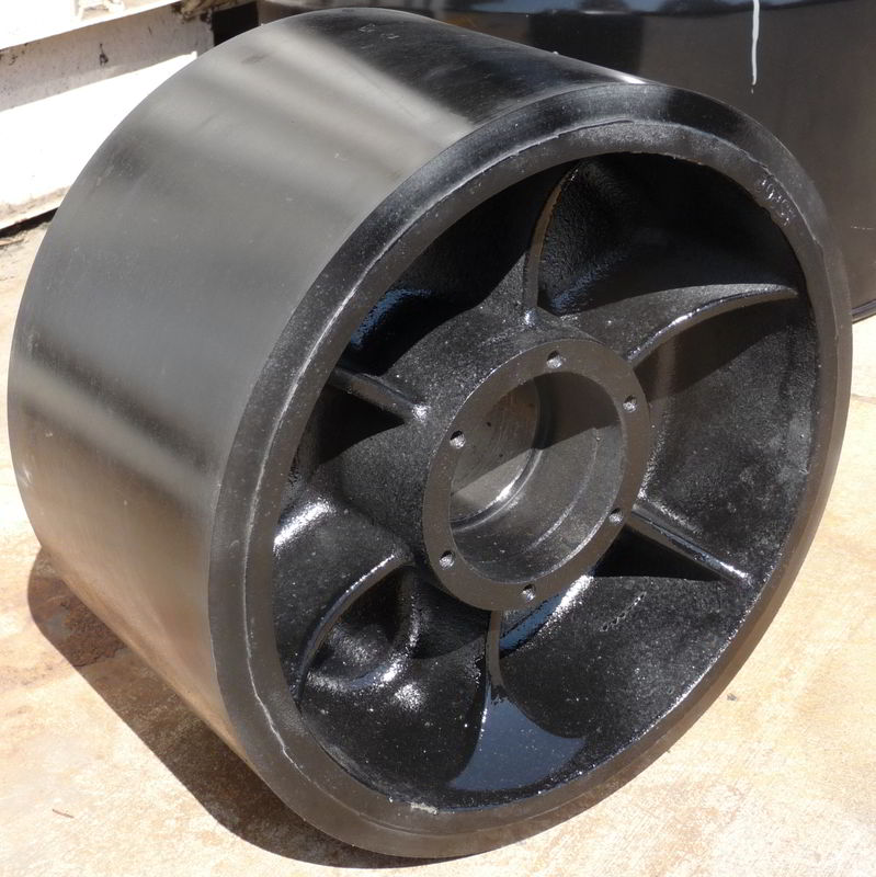 Mid Rollers - Big Tyre