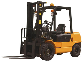 Forklift & industrial tyres